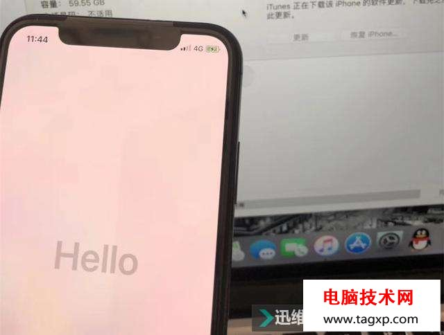 "iPhone X屏幕出现大面积""彩虹斑"",已经不是个例!"