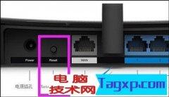 无线路由器恢复出厂设置的方法介绍