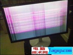 液晶显示器容易出现故障的部件