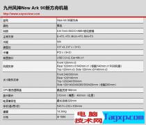 九州风神新方船机箱如何?New Ark 90机箱评测