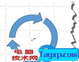 powerpoint环形箭头如何做 ppt制作环形箭头的图文教程