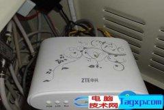 电信光纤猫接无线路由器怎么设置密码