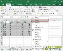 一分钟教你在Excel中将表格转换为图片