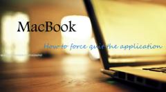 Macbook怎么关闭后台程序?Macbook怎么强制关闭程序
