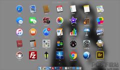 Mac launchpad怎么管理图标 Mac launchpad怎么排序图
