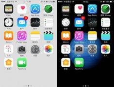 iphone字体怎么显示黑色 iphone字体黑色和白色有什