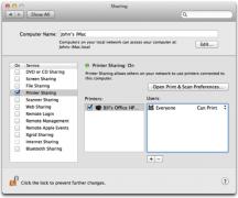 Mac怎么共享打印机 Mac共享打印机教程