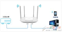TL-WDR5620 如何当作无线交换机使用?