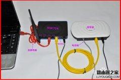 磊科无线路由器设置方法图解