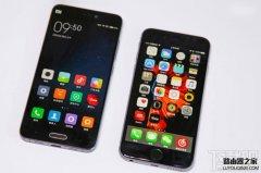 小米手机5与iPhone6s拍照水平那个更好? 小米5与
