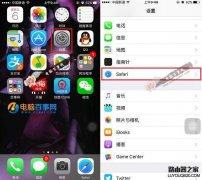 iPhone手机Safari浏览器缓存怎么清理