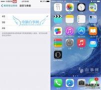 iPhone6手机开4G显示3G怎么回事?