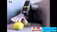 什么样的手套能让冰冷的机器人拥有人类般的