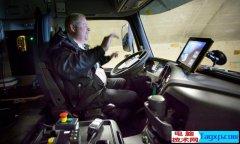 沃尔沃宣布,他们的首个商用无人驾驶卡车项